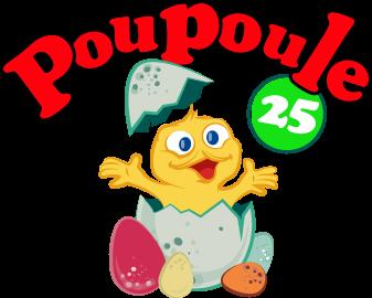 Poupoule 25